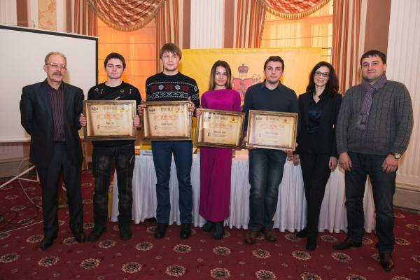 Победители и жюри конкурса