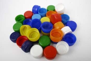 Крышки от пластиковых бутылок поделГорелка для жидкого